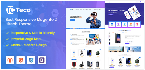 Market - Premium Responsive Magento 2 and 1.9 Store Theme with Mobile-Specific Layout (23 HomePages) - 9