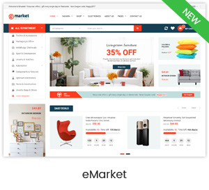 Market - Premium Responsive Magento 2 and 1.9 Store Theme with Mobile-Specific Layout (23 HomePages) - 14