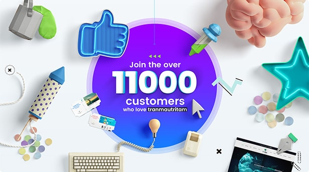 TheFox PSD - Best Selling UI Design on ThemeForest
