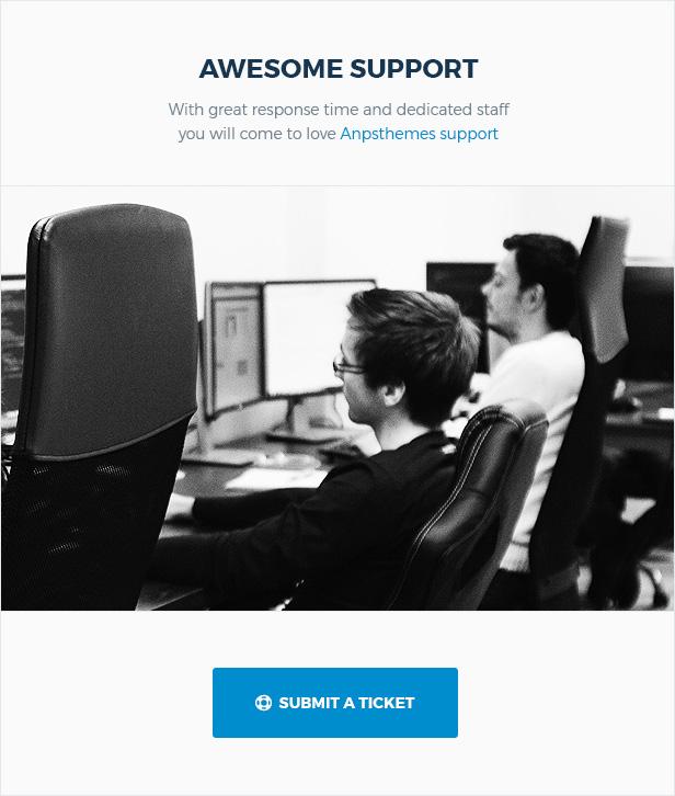 Industrial - Factory Business WordPress Theme - 8