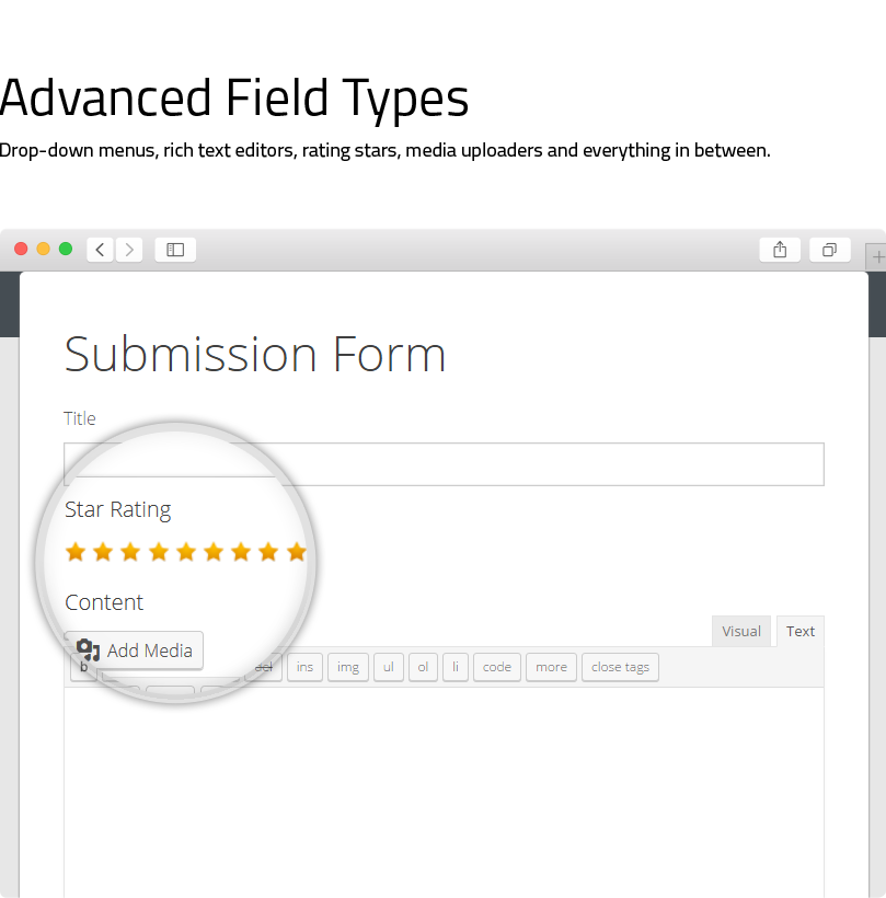 Frontend Publishing Pro - WordPress User Submission Plugin - 14