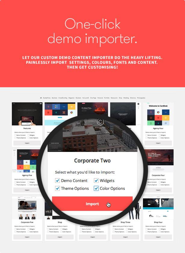 Cardinal - WordPress Theme - 7
