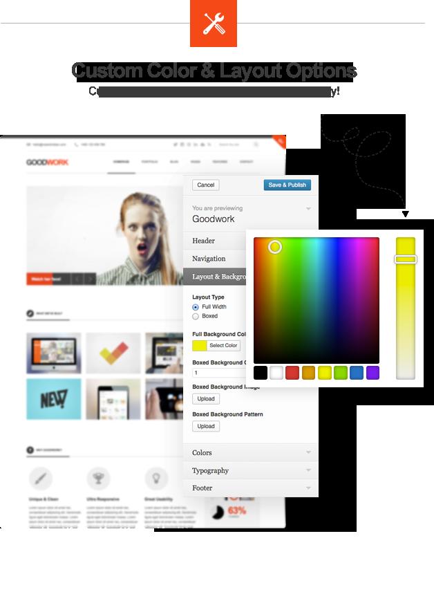 GoodWork - Modern Responsive Multi-Purpose WordPress Theme - 5