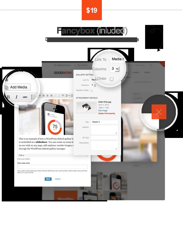GoodWork - Modern Responsive Multi-Purpose WordPress Theme - 4