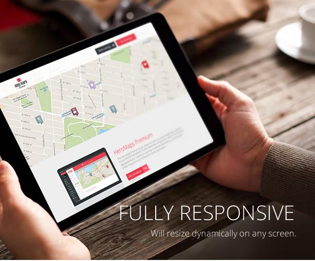 Hero Maps Premium - Responsive Google Maps Plugin - 8