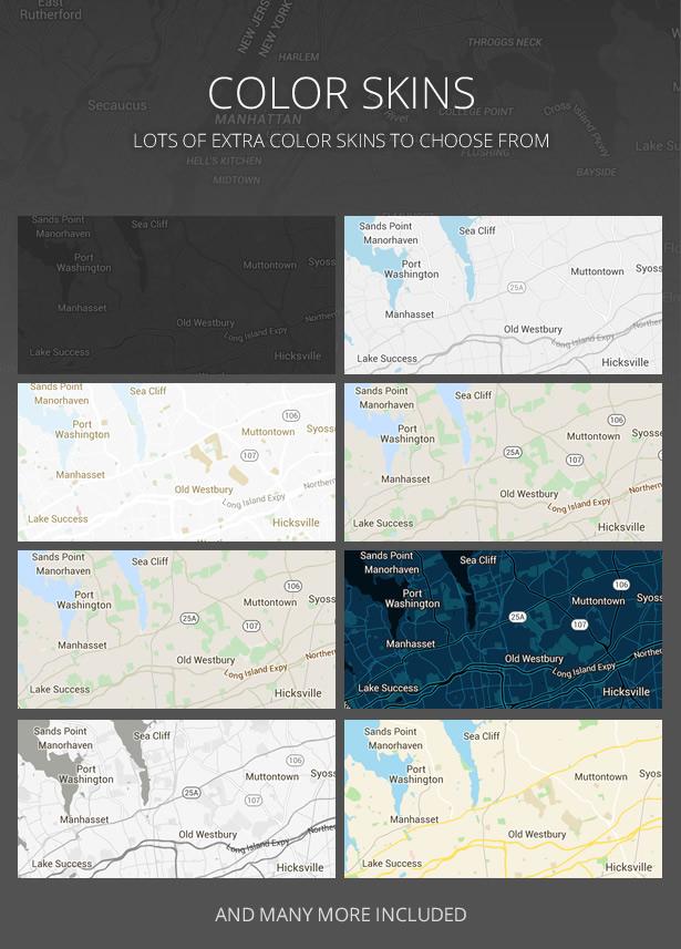 Hero Maps Premium - Responsive Google Maps Plugin - 12