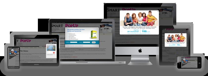Indeed Smart PopUp for WordPress - 8
