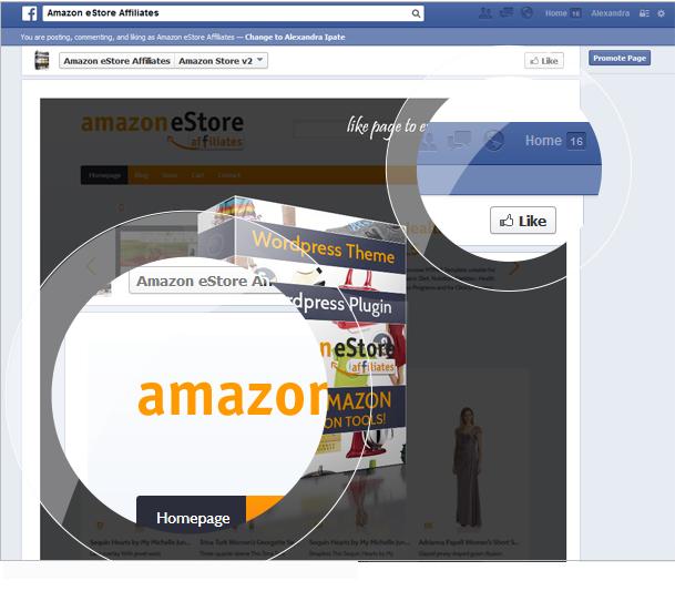 Amazon eStore Affiliates Plugin - 12