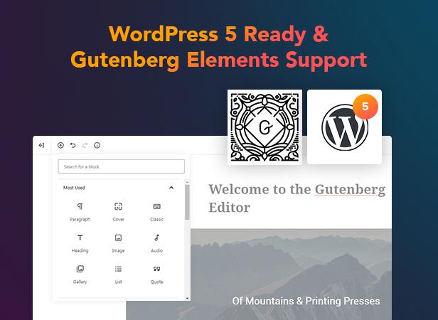 PenNews - Multi-Purpose AMP WordPress Theme - 24