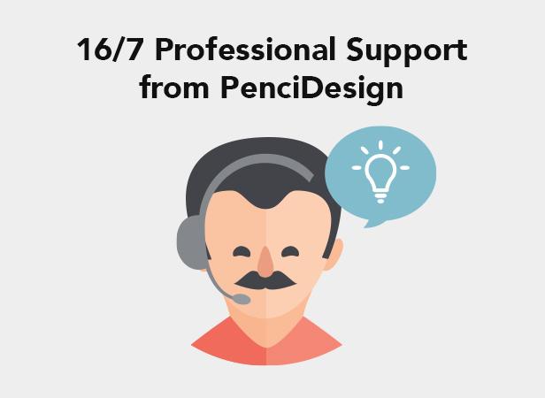 PenNews - Multi-Purpose AMP WordPress Theme - 41