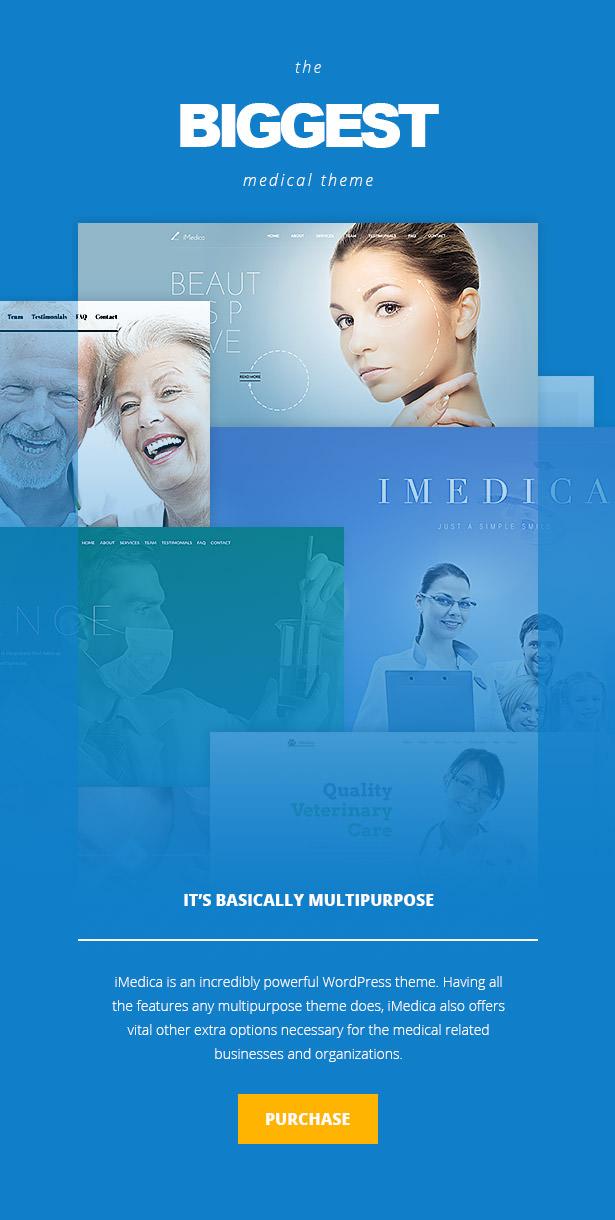 iMedica - Responsive Medical & Health WP Theme - 11