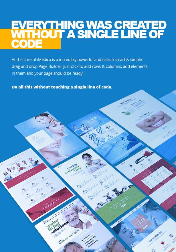 iMedica - Responsive Medical & Health WP Theme - 14