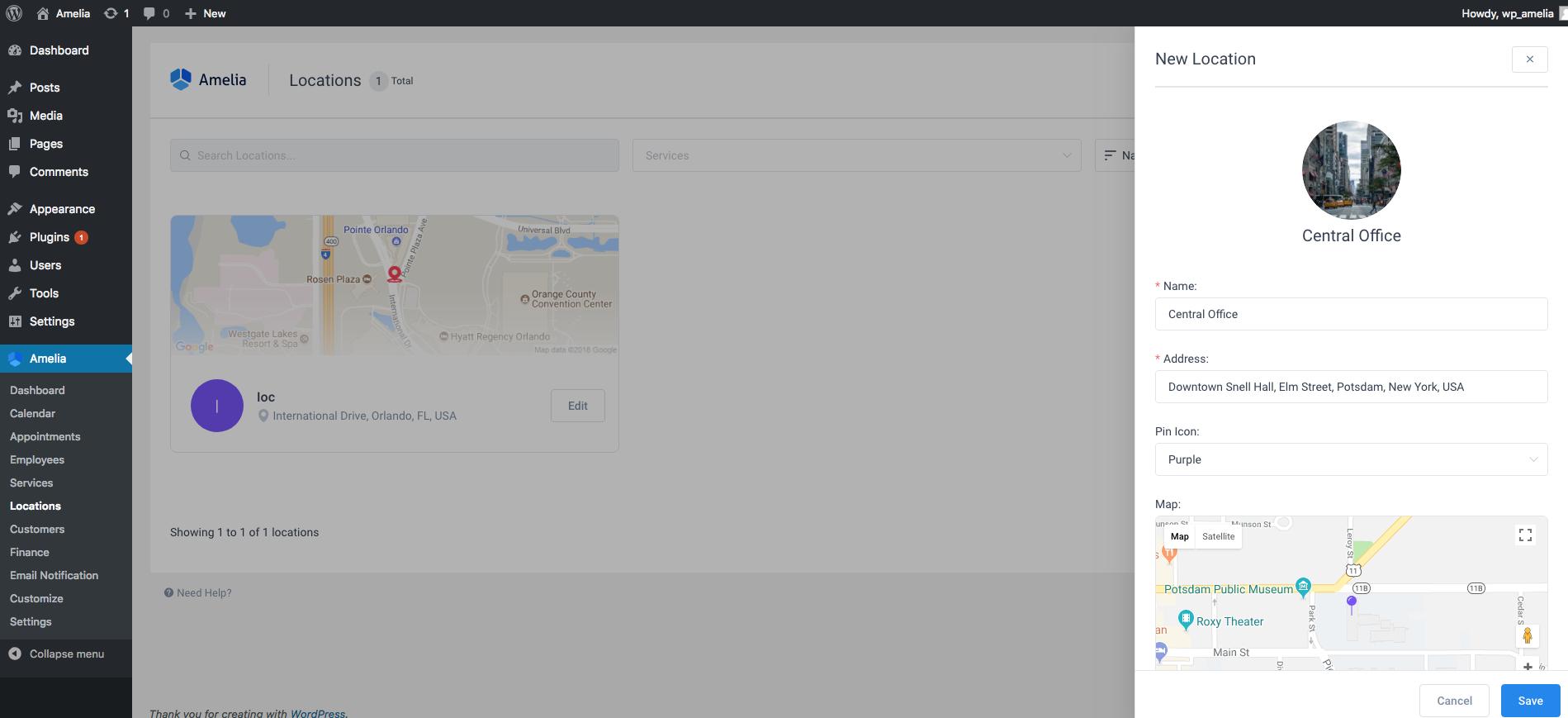 Amelia - Enterprise-Level Appointment Booking WordPress Plugin - 13