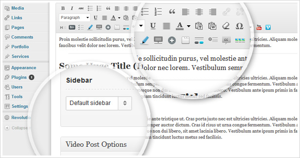 Aqua - Responsive Multi-Purpose WordPress Template - 6
