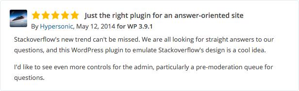 DW Question & Answer Pro - WordPress Plugin - 9