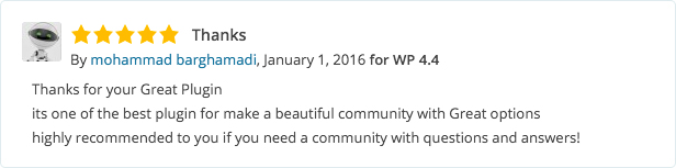 DW Question & Answer Pro - WordPress Plugin - 5