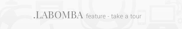 Labomba - Responsive Multipurpose WordPress Theme - 4