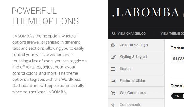Labomba - Responsive Multipurpose WordPress Theme - 9