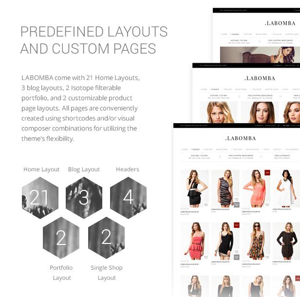 Labomba - Responsive Multipurpose WordPress Theme - 11