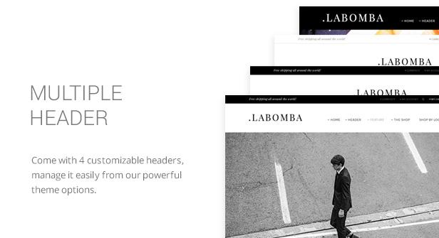 Labomba - Responsive Multipurpose WordPress Theme - 14