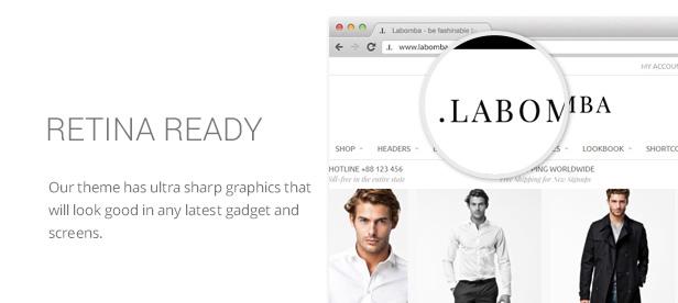 Labomba - Responsive Multipurpose WordPress Theme - 16