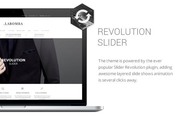 Labomba - Responsive Multipurpose WordPress Theme - 15