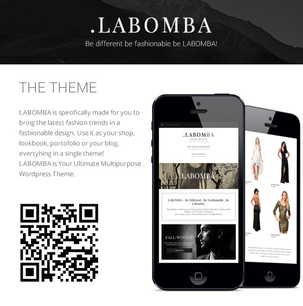 Labomba - Responsive Multipurpose WordPress Theme - 21