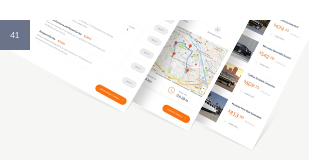 Chauffeur Booking System for WordPress - 33