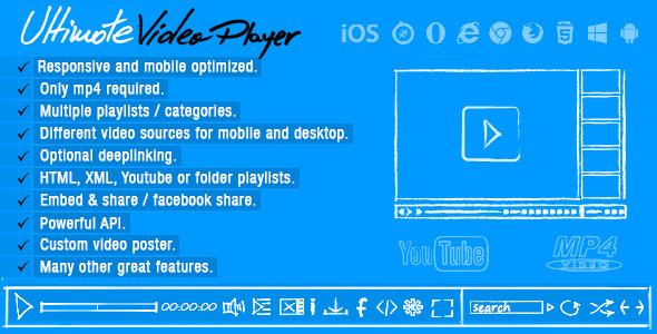 Ultimate Video Player WordPress Plugin - 12