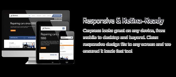 Responsive and retina-ready