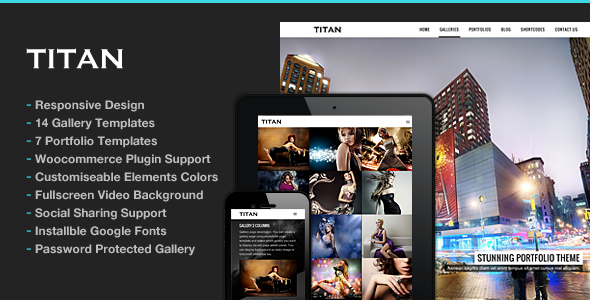 Titan | Photography
