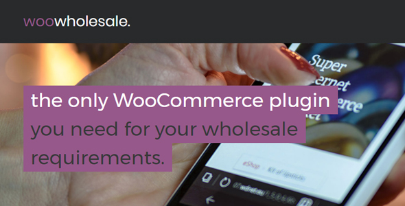 WooCommerce Wholesale Pricing