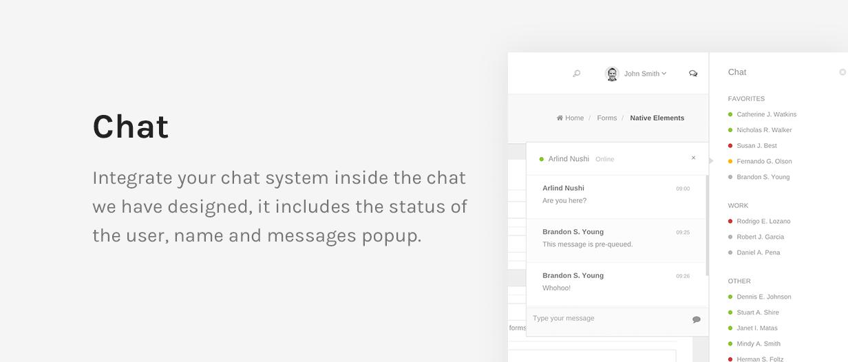 Xenon - Bootstrap Admin Theme with AngularJS - 18