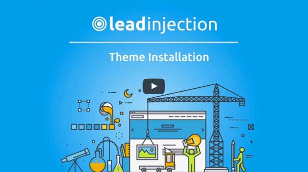 Leadinjection Theme Installation