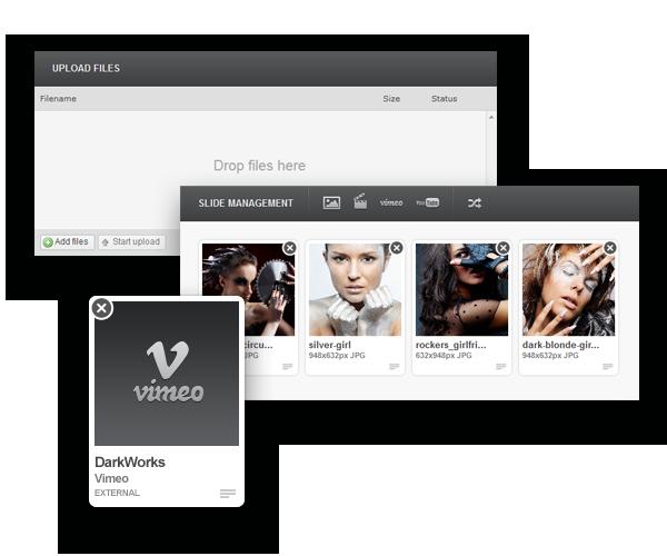 Konzept - Fullscreen Portfolio WordPress Theme - 2