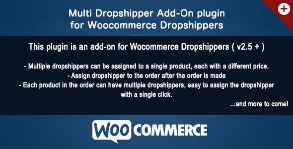WooCommerce Dropshippers - 1