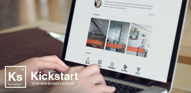 Kickstart - Retina Responsive Multi-Purpose Theme - 7