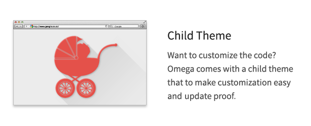 Omega - Multi-Purpose Responsive Bootstrap Theme - 4