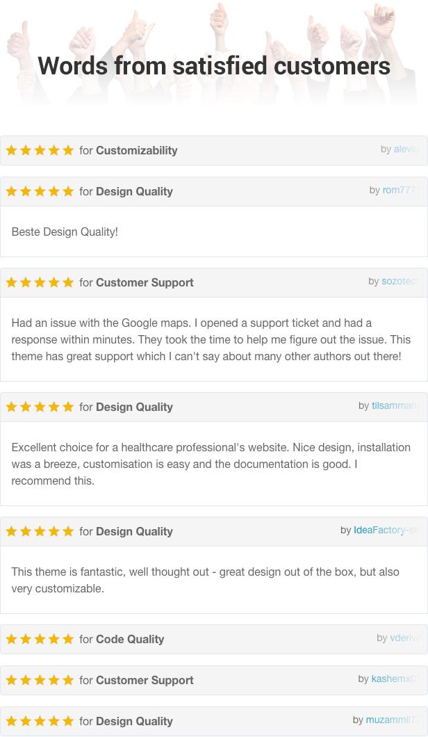 Physio WordPress Theme Reviews