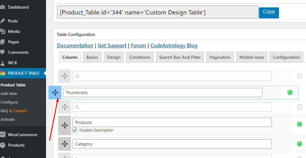 Woo Product Table Pro - WooCommerce Product Table view solution - 9