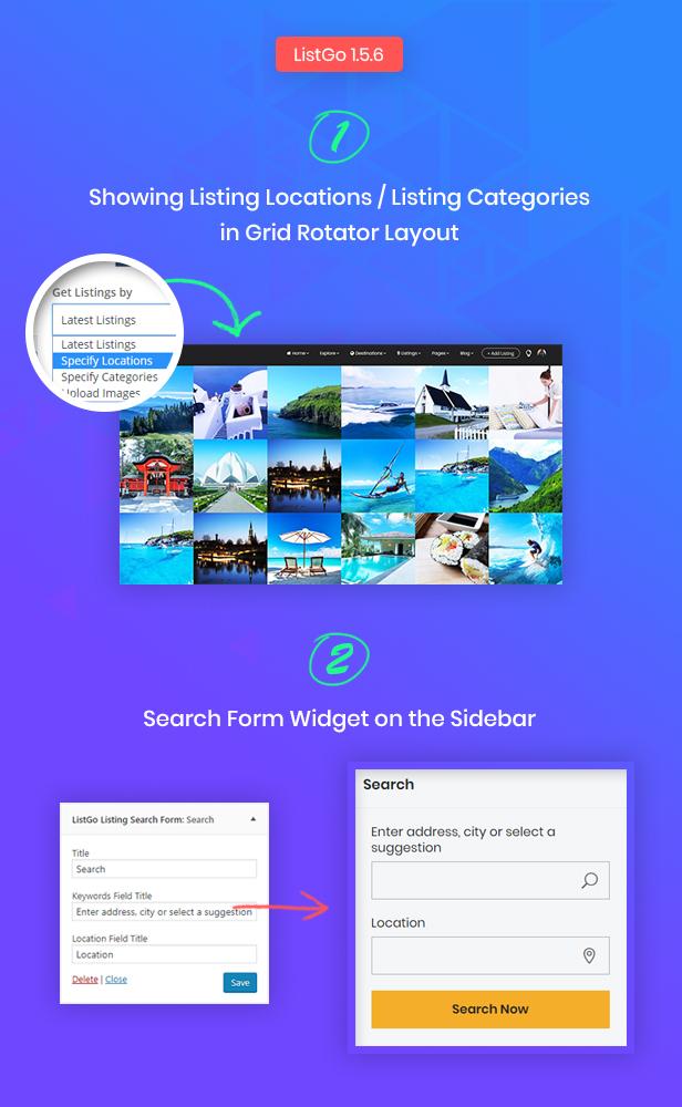 ListGo - Directory WordPress Theme - 15
