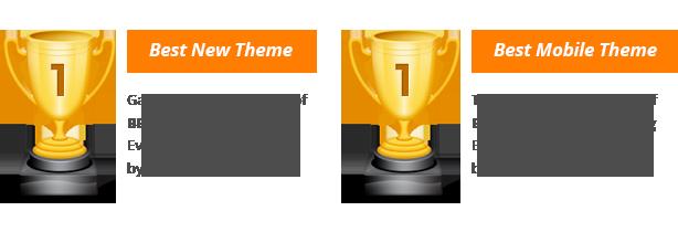 Gameplan - Event and Gym Fitness WordPress Theme - 7