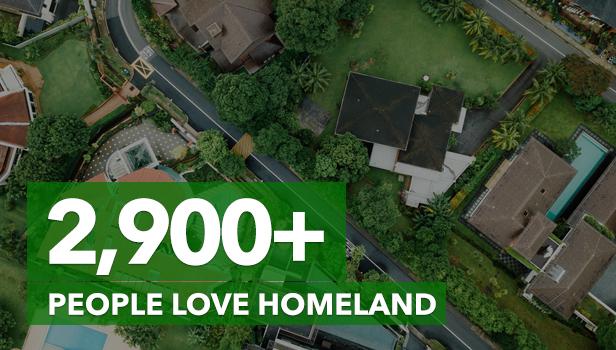 Homeland - Responsive Real Estate Theme for WordPress - 5