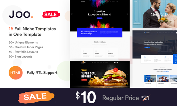 Crevision - Responsive HTML Template - 1