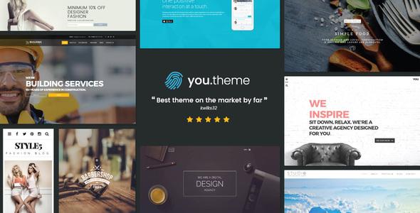 You   Multi-Purpose Responsive WordPress Theme