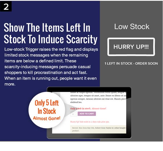 XL WooCommerce Sales Triggers - 3
