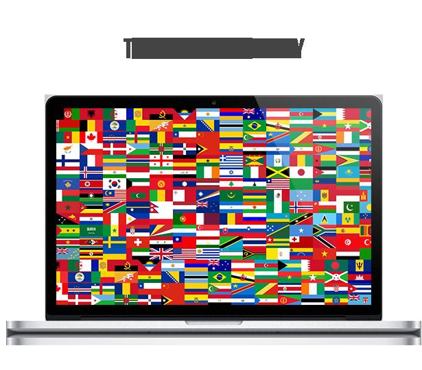 WordPress Music Theme - JamSession - Translation