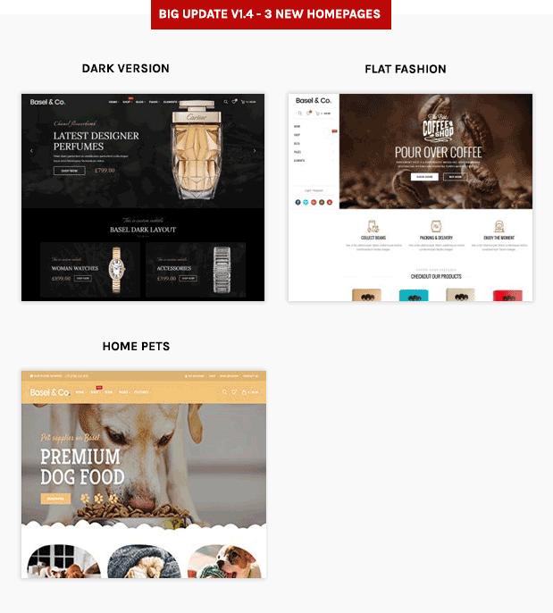 Basel - Multipurpose Ecommerce Shopify Theme - 3