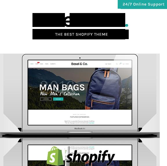Basel - Multipurpose Ecommerce Shopify Theme - 7