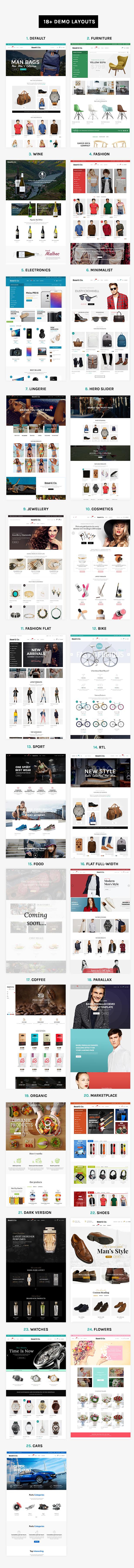 Basel - Multipurpose Ecommerce Shopify Theme - 8